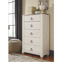 Willowton - Five Drawer Chest