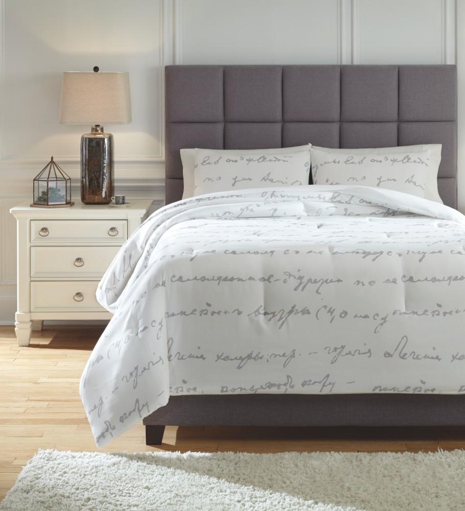 Adrianna - Queen Comforter Set