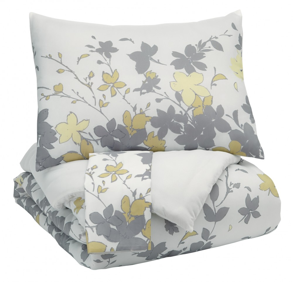 Maureen - King Comforter Set