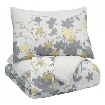Maureen - King Comforter Set