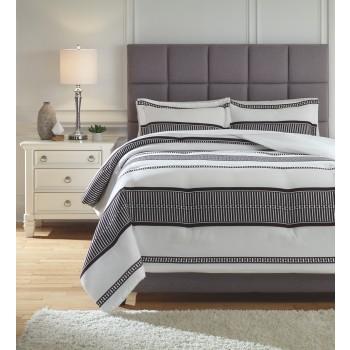 Masako - Queen Comforter Set