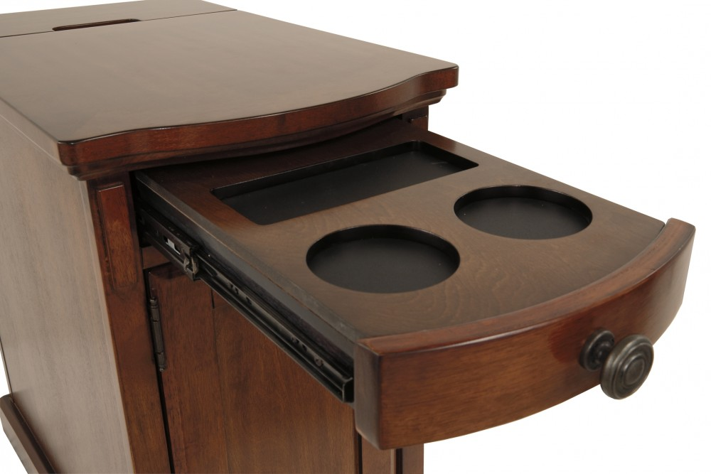 Laflorn Chair Side End Table T127 565 End Tables A W