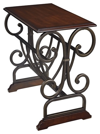 Braunsen - Chair Side End Table