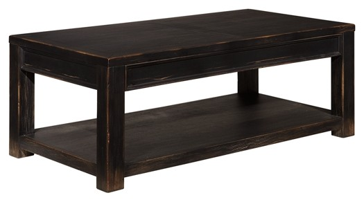 Gavelston - Rectangular Cocktail Table