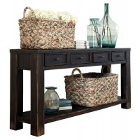 Gavelston - Sofa Table