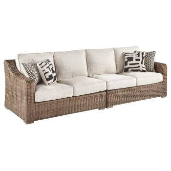 Beachcroft - RAF/LAF Loveseat w/CUSH (2/CN)