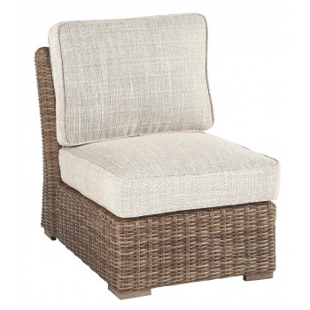 Beachcroft - Armless Chair w/Cushion