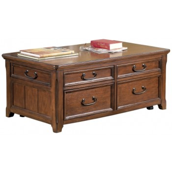 Woodboro - Lift Top Cocktail Table