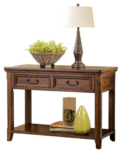 Woodboro - Sofa Table