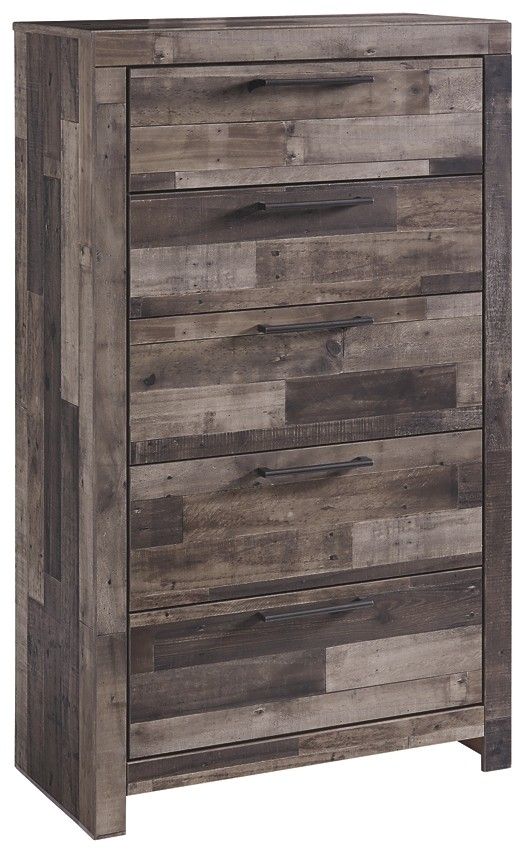 Derekson - Five Drawer Chest