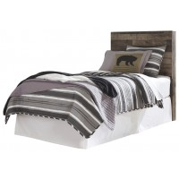 Derekson - Twin Panel Headboard
