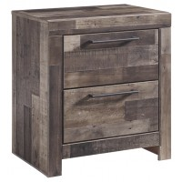 Derekson - Two Drawer Night Stand