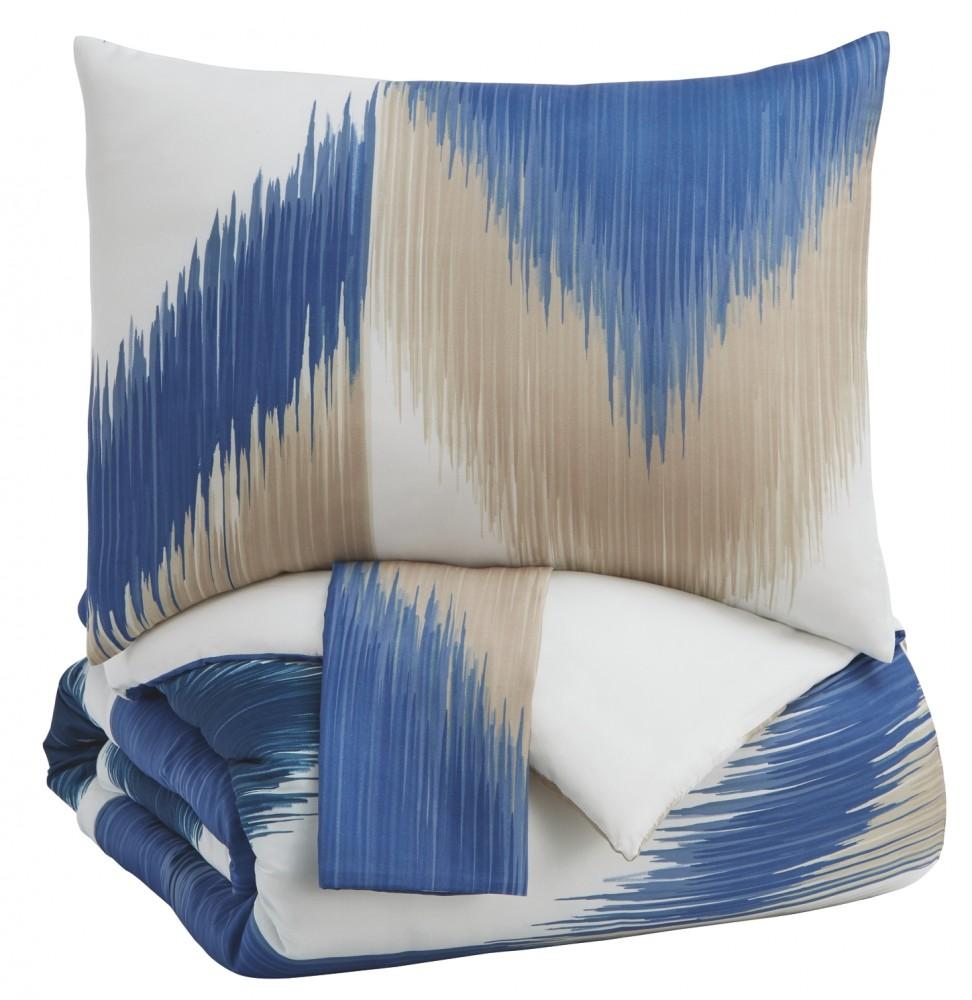 Mayda - King Comforter Set