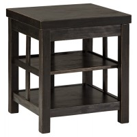 Gavelston - Square End Table
