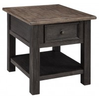 Tyler Creek - Rectangular End Table