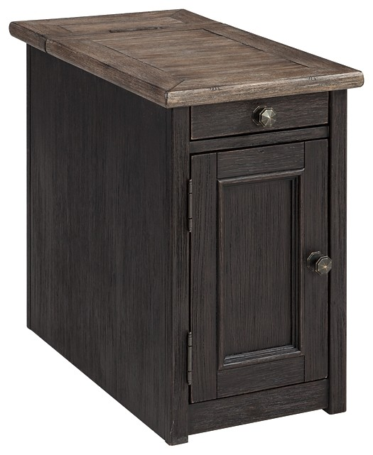 Tyler Creek - Chair Side End Table