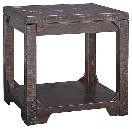 Rogness - Rectangular End Table