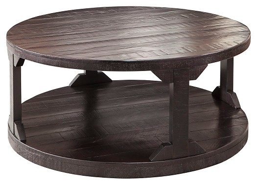 Rogness - Round Cocktail Table