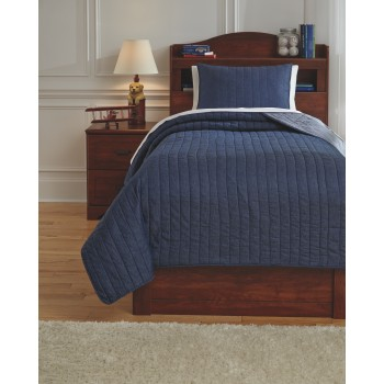 Capella - Twin Quilt Set