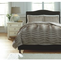 Voltos - Queen Duvet Cover Set