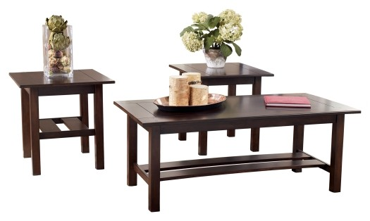 Lewis - Occasional Table Set (3/CN)
