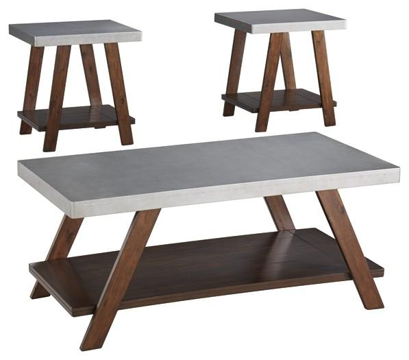 Bellenteen - Occasional Table Set (3/CN)