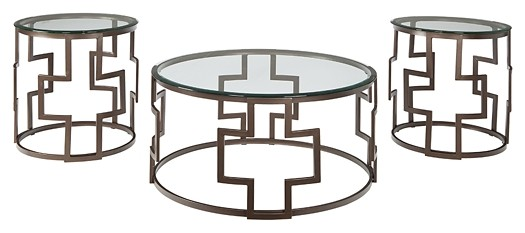Frostine - Occasional Table Set (3/CN)