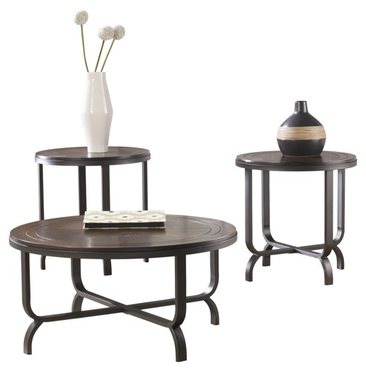 Ferlin - Occasional Table Set (3/CN)