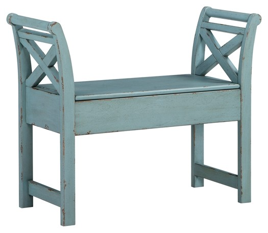 Heron Ridge - Accent Bench
