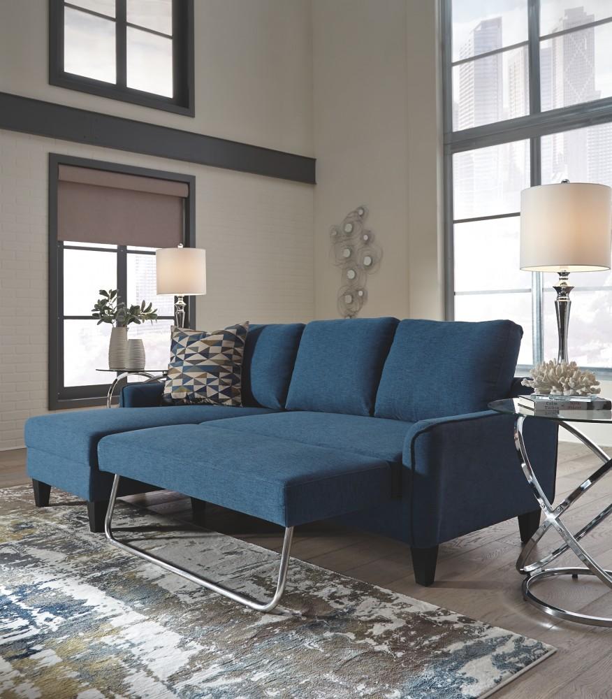 Remarkable Jarreau Jarreau Sofa Chaise Sleeper Camellatalisay Diy Chair Ideas Camellatalisaycom