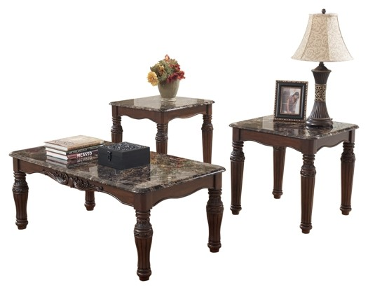 North Shore - Occasional Table Set (3/CN)