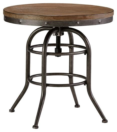 Vennilux - Round End Table