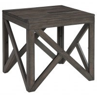 Haroflyn - Square End Table