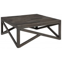 Haroflyn - Square Cocktail Table