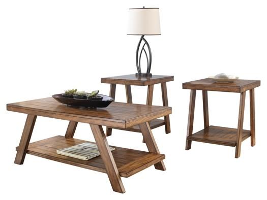 Bradley - Occasional Table Set (3/CN)