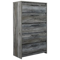 Baystorm - Five Drawer Chest
