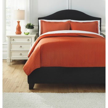 Raleda - Queen Coverlet Set