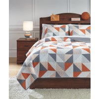 Layne - Full Coverlet Set