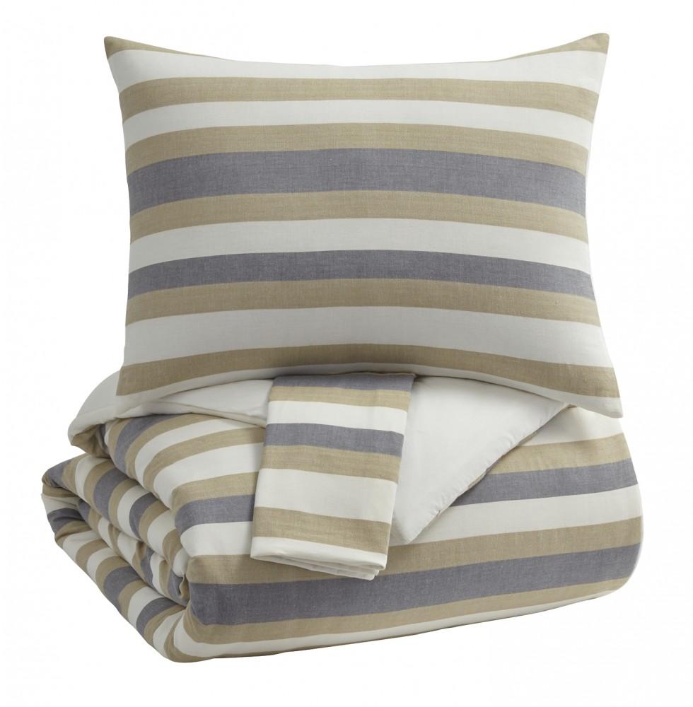 Isaiah - Queen Comforter Set