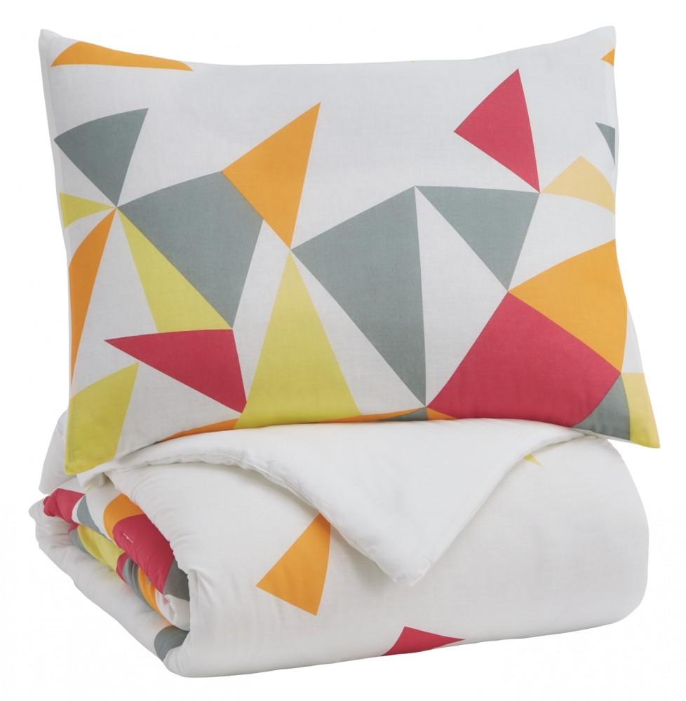 Maxie - Twin Comforter Set