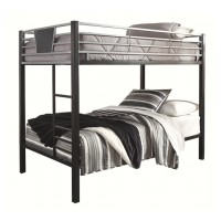 Dinsmore - Dinsmore Twin over Twin Bunk Bed with Ladder