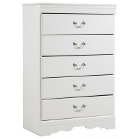 Anarasia - Five Drawer Chest