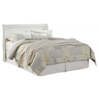 Anarasia - Anarasia Queen Sleigh Headboard