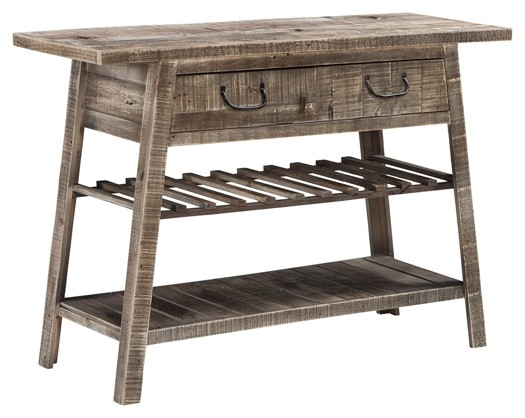 Camp Ridge - Console Sofa Table