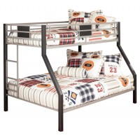 Dinsmore - Twin/Full Bunk Bed w/Ladder