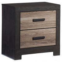 Harlinton - Two Drawer Night Stand