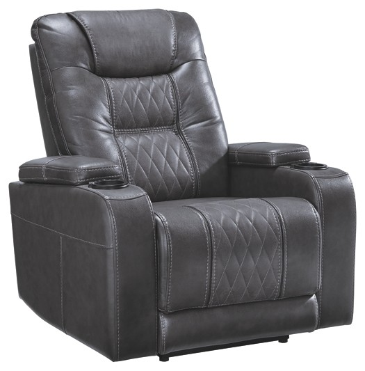 Composer - PWR Recliner/ADJ Headrest