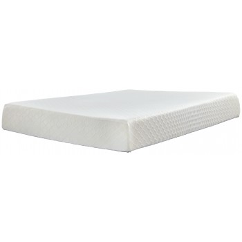 10 Inch Chime Memory Foam - Twin Mattress