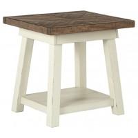 Stownbranner - Rectangular End Table
