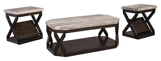 Radilyn - Occasional Table Set (3/CN)